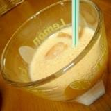 飲むメロンヨーグルトジュース