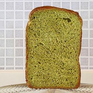 【ママパン】優しい甘さの抹茶ミルク食パン