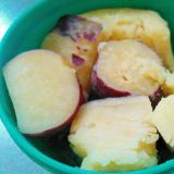 お弁当用ほくほくサツマイモ