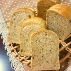 紅茶好きさんへ☆ミルクティー山型食パン