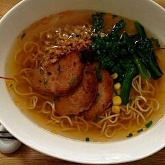 本格手打ち中華麺(ラーメン麺)