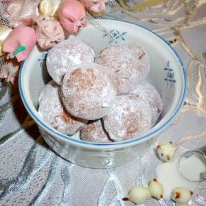 濃厚♡サクサク♡チョコクッキー(スノーボール)♪