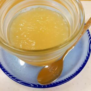 片栗粉で(^^)簡単ぷるぷるパイナップルプリン♪