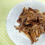 干し椎茸煮(巻き寿司用)