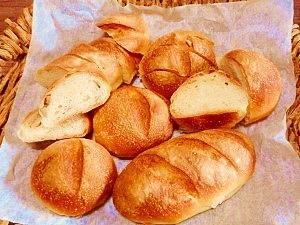 胡桃☆フランスパン