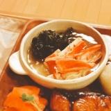 豆腐・カニカマ・ほうれん草の餡とじ【脂質2.3g】