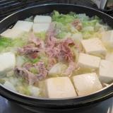 ウェイパーで☆豚肉とキャベツの中華鍋