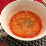 海老の濃厚ビスクスープ