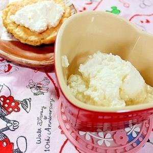 レンジで簡単♪10分で作れる手作りカッテージチーズ