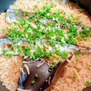 フライパンor土鍋で簡単美味な秋刀魚ご飯