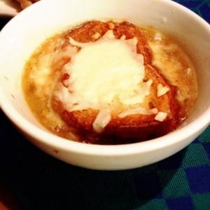 絶品☆オニオングラタンスープ☆