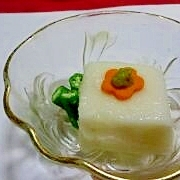 簡単手作り☆山芋豆腐♪