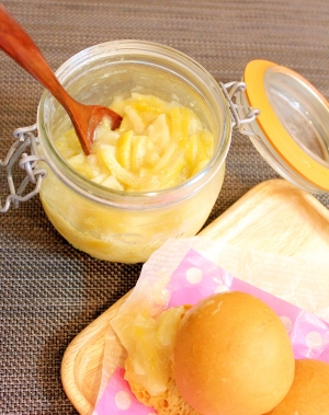 マ・ローニエプロ☆国産レモンのマーマレードジャム