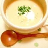 牛乳の消費に★コーン缶でお手軽コーンスープ