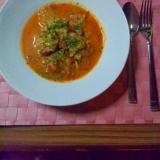 ヨウサマの『タニタ式』ダイエット食キャベツのスープ