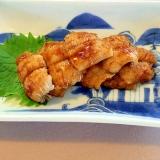 フライパンで簡単に☆鱧(はも)の蒲焼風