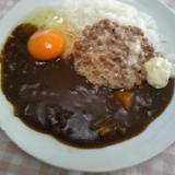 マヨ★納豆カレー