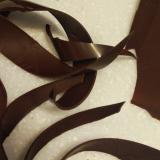 チョコを簡単にテンパリング&飾り用チョコ
