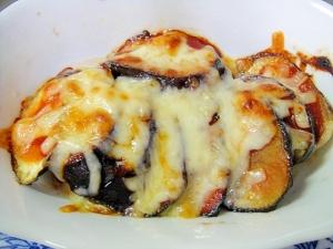 茄子のチーズ焼き