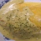カレーチーズオムライス