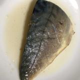 鯖の生姜煮♪
