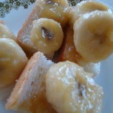 美味しすぎ!バナナのカラメルソテー