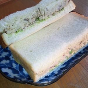 和風つくねサンドイッチ