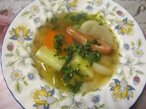 お野菜たっぷり温まるポトフ