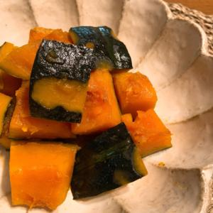 カボチャの煮物
