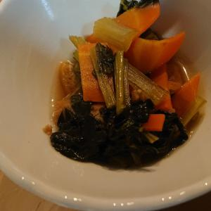 給食みたいに優しい味☆小松菜の煮浸し