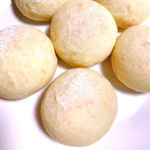 お豆腐のプチ白パン
