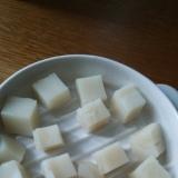 レンジで☆ シンプル米粉のういろう