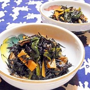 ひじきの煮物(小松菜入り)