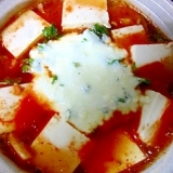 トロッとチーズがまろやかキムチ鍋