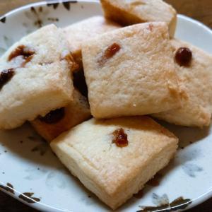 キャラメルのクッキー