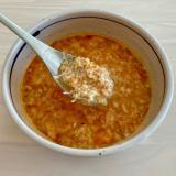 2分で完成!スープの素と缶詰で簡単オートミールお粥