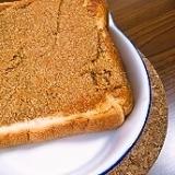 食パンに☆きな粉バター