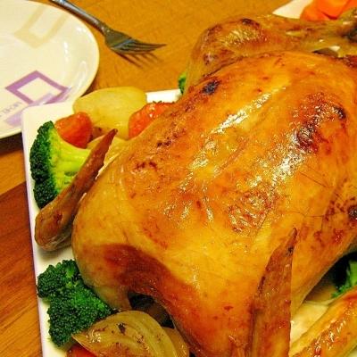 鶏もも肉&フライパン1つでもOK!「ローストチキン」を上手に作るコツ