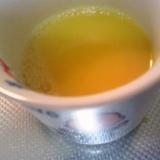 みかん緑茶