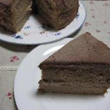 ♪チョコレートケーキ♪
