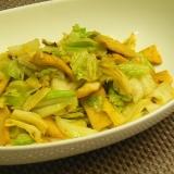 キャベツと高野豆腐のカレー炒め☆カンタン&ヘルシー