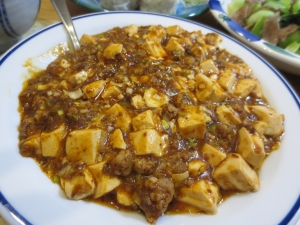 ☆丸美屋のマーボー豆腐☆お肉増量☆ネギ増量で大満足