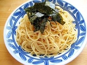 うちの明太子スパゲティ