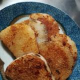 長芋のステーキ