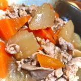 豚肉としみしみ大根の中華風煮物