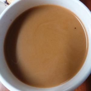 優しい甘さ☆メープルシロップコーヒー