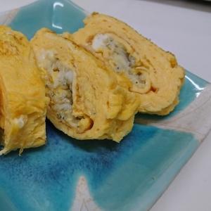 しらすの卵焼き