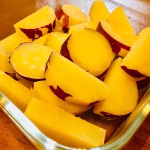 ほっこり☆さつま芋のレモン煮