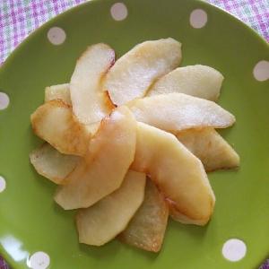 使いみち色々☆りんごのバター焼き♪