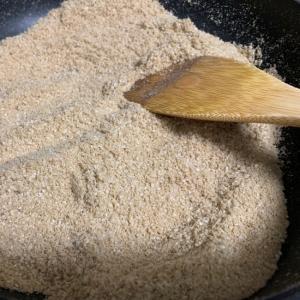 煎り米ぬか